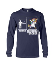 Kindergarten Teacher Long Sleeve Tee thumbnail