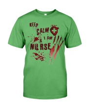 Keep calm i am a nurse Premium Fit Mens Tee thumbnail