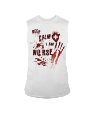 Keep calm i am a nurse Sleeveless Tee thumbnail