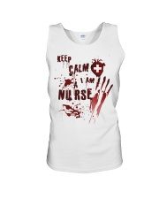 Keep calm i am a nurse Unisex Tank thumbnail
