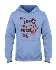 Keep calm i am a nurse Hooded Sweatshirt thumbnail