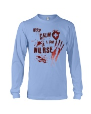 Keep calm i am a nurse Long Sleeve Tee thumbnail