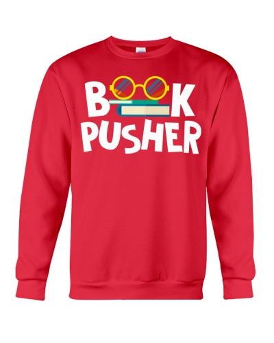 BOOK PUSHER