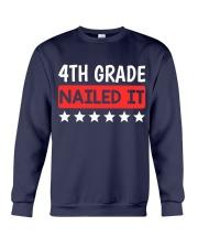 4th Grade Crewneck Sweatshirt thumbnail