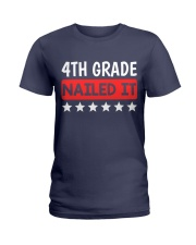 4th Grade Ladies T-Shirt tile