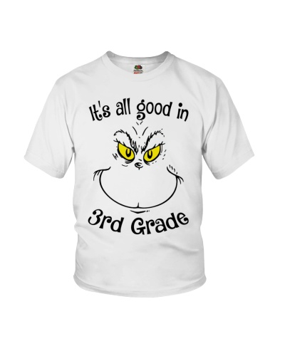 IT'S ALL GOOD IN 3RD GRADE