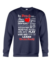 In Pre-k We are Family Crewneck Sweatshirt thumbnail
