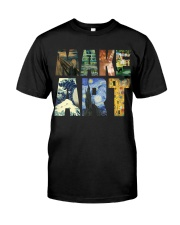 Make Art Premium Fit Mens Tee thumbnail