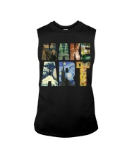 Make Art Sleeveless Tee thumbnail