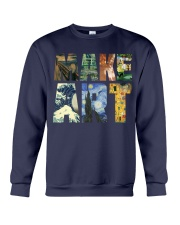 Make Art Crewneck Sweatshirt thumbnail