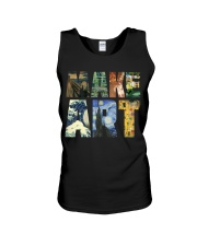 Make Art Unisex Tank thumbnail