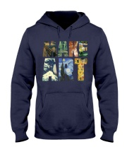 Make Art Hooded Sweatshirt thumbnail