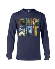 Make Art Long Sleeve Tee thumbnail