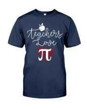 Teachers love Pi Classic T-Shirt tile