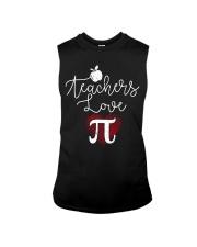 Teachers love Pi Sleeveless Tee thumbnail