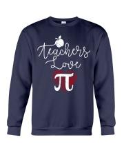 Teachers love Pi Crewneck Sweatshirt thumbnail