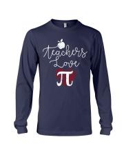 Teachers love Pi Long Sleeve Tee thumbnail