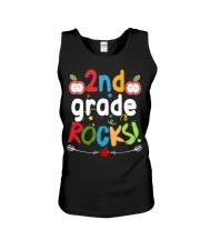 2nd grade rocks Unisex Tank thumbnail