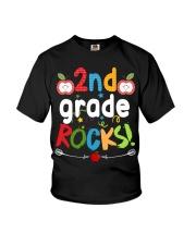2nd grade rocks Youth T-Shirt thumbnail