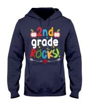 2nd grade rocks Hooded Sweatshirt thumbnail