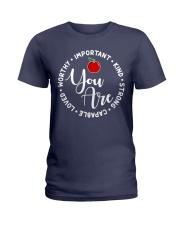 Teacher Love Ladies T-Shirt thumbnail