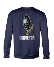 Zip Surveyor Crewneck Sweatshirt thumbnail
