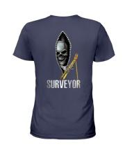 Zip Surveyor Ladies T-Shirt thumbnail