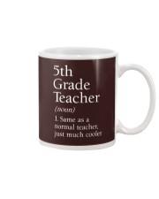 5th grade Teacher  Mug thumbnail