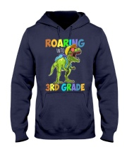 3rd grade roaring Hooded Sweatshirt tile