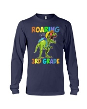 3rd grade roaring Long Sleeve Tee tile