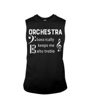 Music Orchestra Sleeveless Tee tile