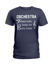 Music Orchestra Ladies T-Shirt thumbnail
