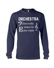 Music Orchestra Long Sleeve Tee thumbnail