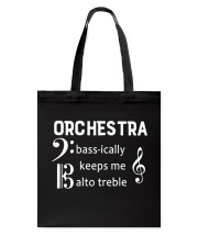 Music Orchestra Tote Bag thumbnail