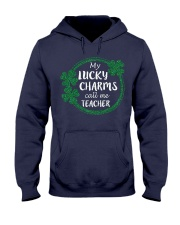 My Lucky Charms call me Teacher Hooded Sweatshirt thumbnail