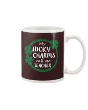 My Lucky Charms call me Teacher Mug thumbnail