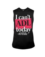 I Can't ADL today Sleeveless Tee thumbnail