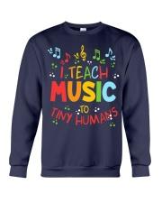 I Teach Music to Tiny Humans Crewneck Sweatshirt thumbnail
