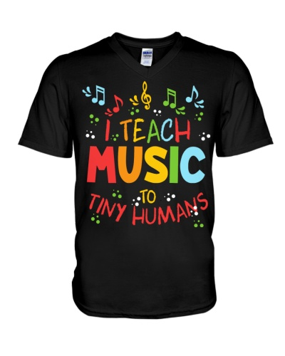 I Teach Music to Tiny Humans