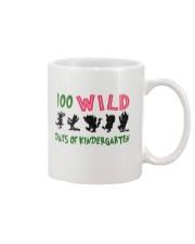 100 Wild Days Of Kindergarten Mug thumbnail