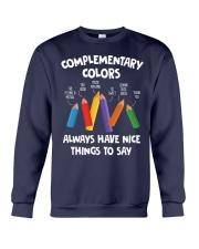 COMPLEMENTARY COLORS Crewneck Sweatshirt tile