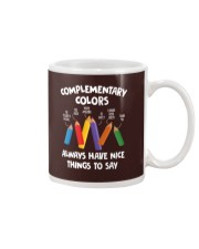 COMPLEMENTARY COLORS Mug tile