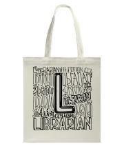 Librarian Tote Bag thumbnail