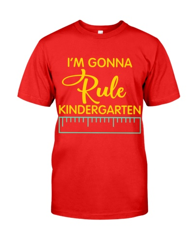 i'm gonna rule kindergarten