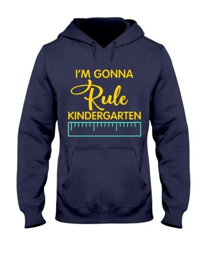 i'm gonna rule kindergarten