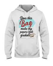 Does this Bag make my papers Hooded Sweatshirt thumbnail