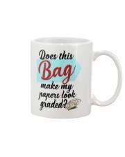 Does this Bag make my papers Mug thumbnail