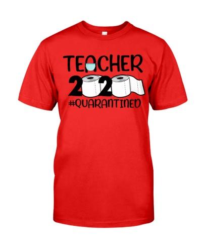 Teacher 2020 Quarantined