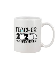 Teacher 2020 Quarantined Mug tile