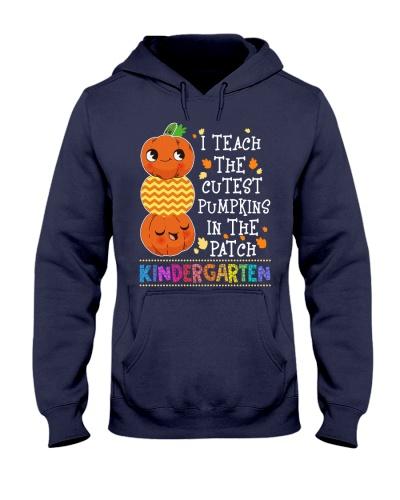Kindergarten Shirt for Halloween